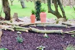 Autumn Plum Eco Chippings