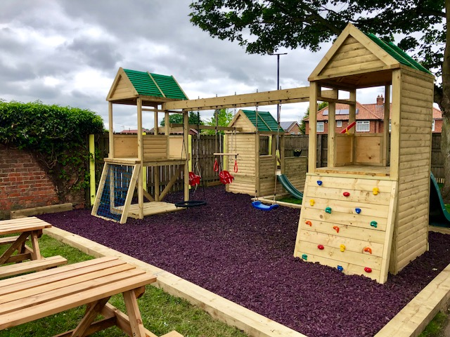 Eco Products from Eco Rubber Chippings